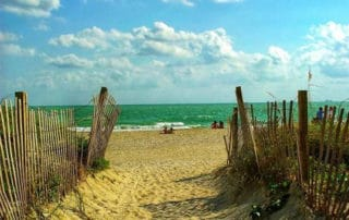 playa somo cantabria